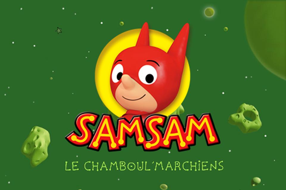 Screenshot SamSam#1 : Le Chamboul'marchiens