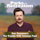 Parks and Recreation: Ron and Diane