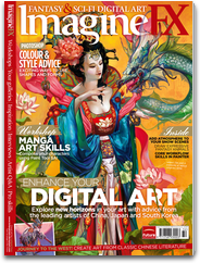 ImagineFX: Sci-fi & Fantasy Art magazine