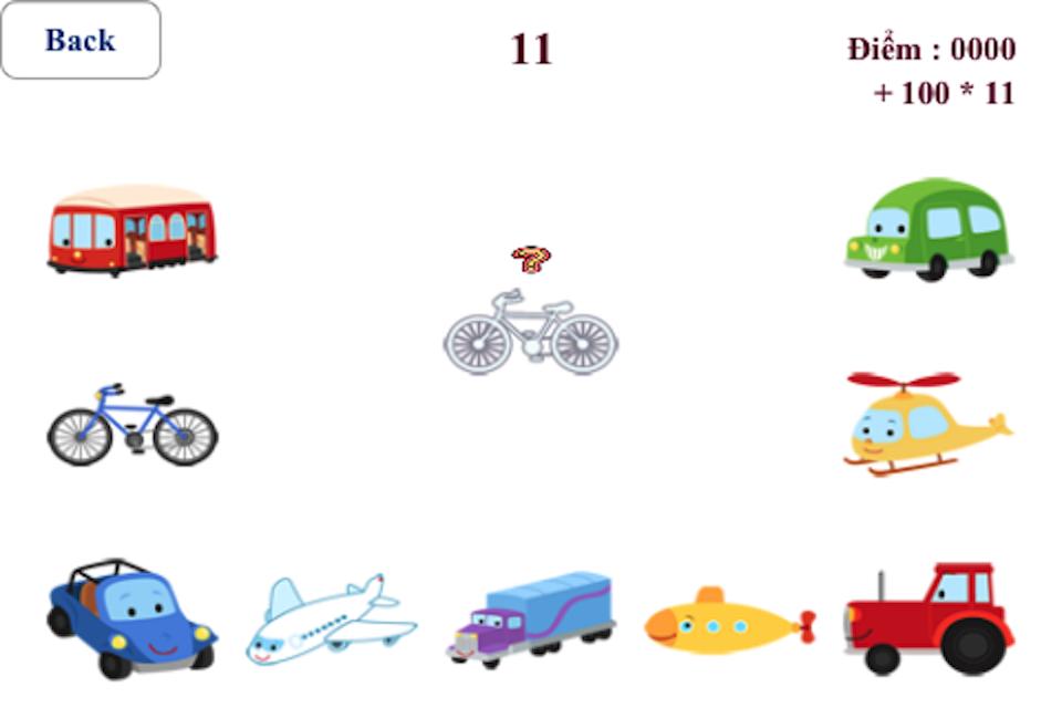 Screenshot Phương tiện giao thông